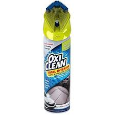 oxiclean upholstery cleaner. Modren Upholstery OxiClean Total Interior Carpet U0026 Upholstry Cleaner 57200OC With Oxiclean Upholstery O