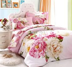 pink fl king duvet cover hot pink fl duvet cover black white retro printed bedding sets