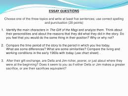 gift of the magi essay the gift of the magi analysis  essay writing tips to gift of the magi essay while the demand for virtually all forms
