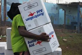 Dfat Org Chart Does Chinese Aid Make Australians More Generous Devpolicy
