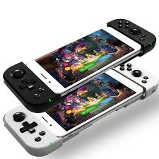 <b>Wireless</b> Bluetooth 4.0 <b>Gamepad Handle</b> Controller Joystick For ...