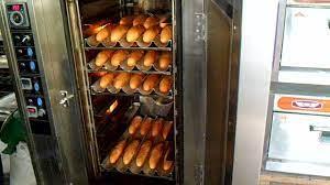 Làm bánh mì thật dễ dàng với lò nướng bánh tại HTT Việt Nam