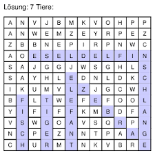 Giterrätsel für erwachsene zum ausdrucken : Buchstabengitter Ausdrucken Fur Grundschule Klasse 2 3 4