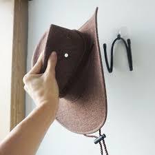 cowboy hat adjustable rack hat holder