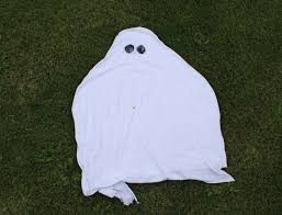 ghost costumes sheet running with scissors easy diy ghost costume