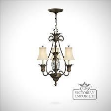 lantern style lighting. Plantation Style 3 Light Chandelier Lantern Lighting