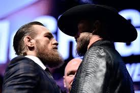 UFC 246 TONIGHT - McGregor start time CONFIRMED: Ring walks ...