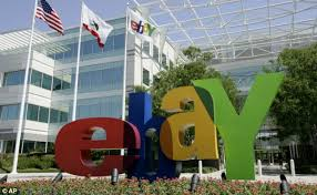 Ebay corporate office Contemporary Online Retailer Ebay Is Trialling Touchscreen shoppable Windows Later This Month In New York The Daily Mail Ebay Set To Launch Touchscreen shoppable Windows To Highstreet