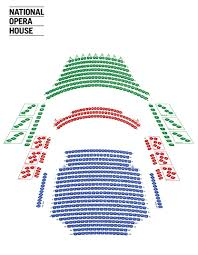 Us House Seating Chart Seating Plan National Opera House