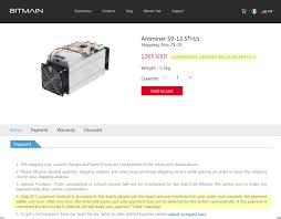 Antminer S9 Bcc Crypto Mining Blog