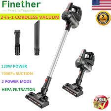 Light Cordless Vacuum 2 In 1 Cordless Stick Ultra Light Handheld Bagless Vacuum