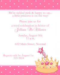 princess party invites templates com princess party invites templates cloudinvitation
