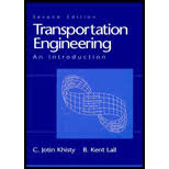 Transportation Engineering : An Introduction 2nd edition ...