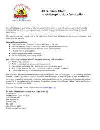Agreeable Hospital Cleaning Job Resume For Cleaning Resume