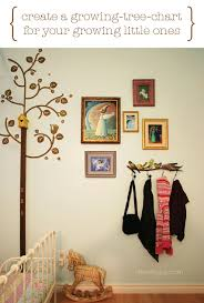 Diy Grow Like A Tree Growth Chart Tutorial