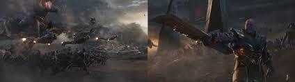 Avengers Endgame - Final Battle - Dual ...