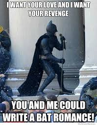 Batman Singing Meme | WeKnowMemes via Relatably.com