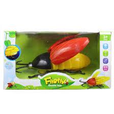 Firefly Electric Lighting Corporation Buy Toyswala Firefly Electric Toy With Music Light Red