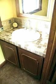 can you paint bathroom countertops image titled paint step diy spray paint bathroom countertop