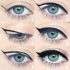 cat eye makeup tutorials image