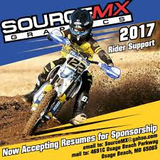 Latest News. Racer Identity is Accepting Motocross Resumes for Sponsorship