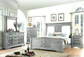 Astounding Gray Wood Bedroom Furniture Enchanting Complete Queen Bed ...
