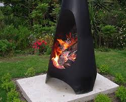 1 395 for a 1 7m firecone outside wood burning fireplace christchurch delivery included