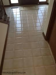 Clean Tile Floor Vinegar Tile Cleaning Tile Floors With Vinegar And Baking Soda Cleaning