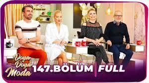Tv8 - Doya Doya Moda 147.Bölüm   16 Haziran 2020  