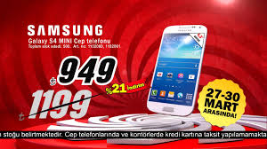 Samsung Galaxy S4 Mini Smartphone Media Markt