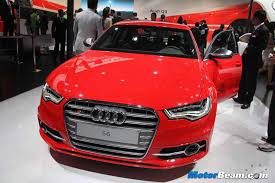 new car launches in july 2013Audi S6 India Launch In July 2013