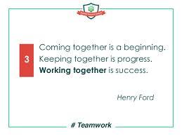 BamBam! Teamwork Academy: 7 quotes on teamwork that actually make sen…