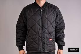 Dickies Diamond Quilted Nylon Jacket | Shelta & Dickies Diamond Quilted Nylon Jacket Adamdwight.com