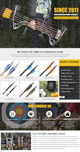 Ningbo Musen Outdoor Products Co Ltd Archery Arrow