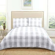 buffalo plaid duvet truly soft buffalo plaid printed quilt sets buffalo check flannel duvet cover set