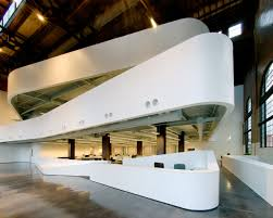 architectural design office. CannonDesign St. Louis Powerhouse Architectural Design Office