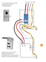 temporary power pole wiring diagram wiring diagram power pole schematic image about wiring diagram