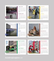 indesign desk calendar template