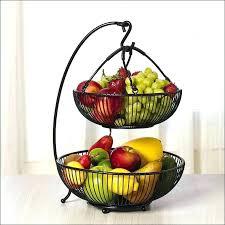 kitchen counter basket 3 tier basket stand kitchen kitchen 3 tier fruit basket stand from copper