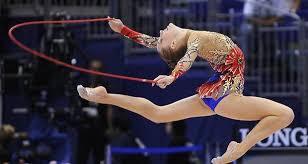 Художественная гимнастика грация и спорт