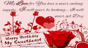 Beautiful Birthday Quotes For Lover Best of 24 Happy Birthday Wishes For Girlfriend Messages And Quotes For Her