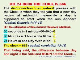 Resultado de imagen para CLOCK 666