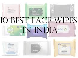 10 best face wipes in india reviews list