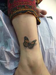 3d Butterfly Tattoo Basement 1 Beside Bdo Robinsons Galleria