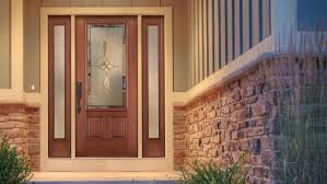 exterior front doors with sidelightsEntry Door with Sidelights  Home Design by Larizza
