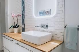 a backsplash for your bathroom vanity