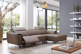 genuine and italian leather corner sectional sofas luxurious leather sectional with chaise