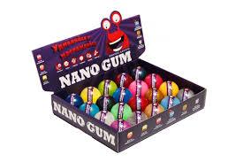 Официальный сайт <b>NanoGum</b> (Наногам). Жвачка для рук