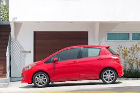 2014 Toyota Yaris Reviews and Rating | Motor Trend