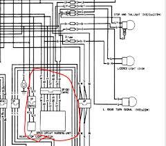 stop brake light relay location vtc honda shadow click image for larger version brake circuit